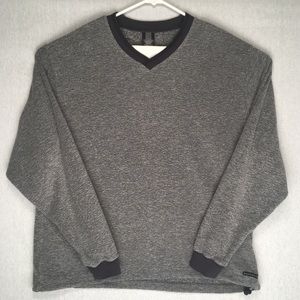 Nike Golf Therma Fit soft fleece pullover sweater